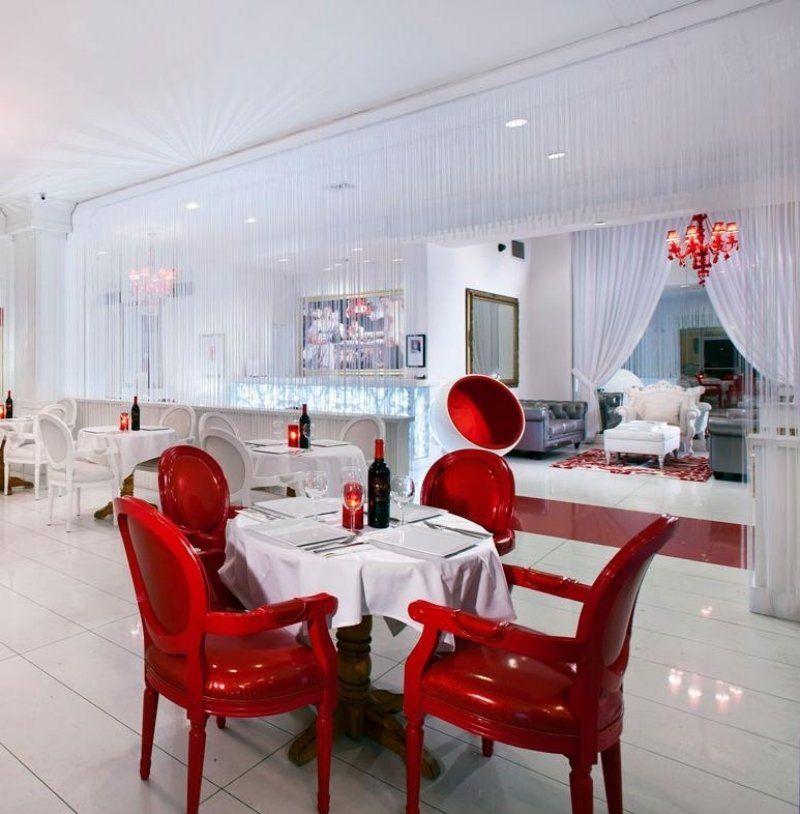 Salle à manger baroque dans un intérieur contemporain !   Baroque ...