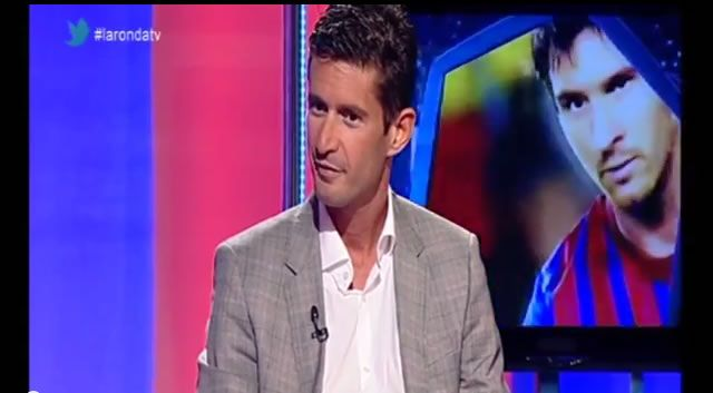 Diego Martínez Rego en La Ronda TV