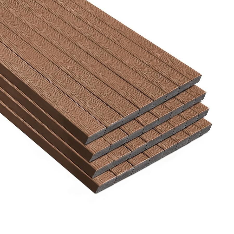 Trex Select 16 Ft Saddle Composite Deck Board 902190 In 2020 Composite Decking Wood Deck