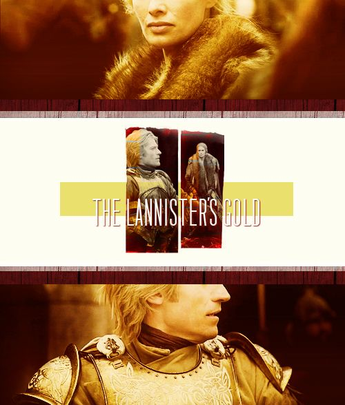 THE LANNISTER'S GOLD
