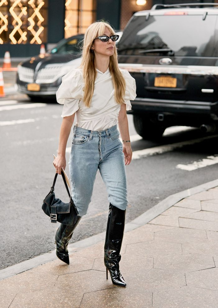 Cowboy Boots   New street style