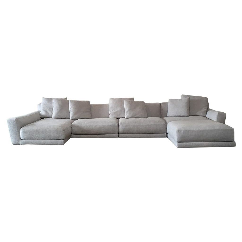 Luis Sectional & Ottoman