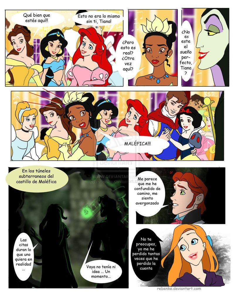 Comic-El diario de Giselle 161 por rebenke