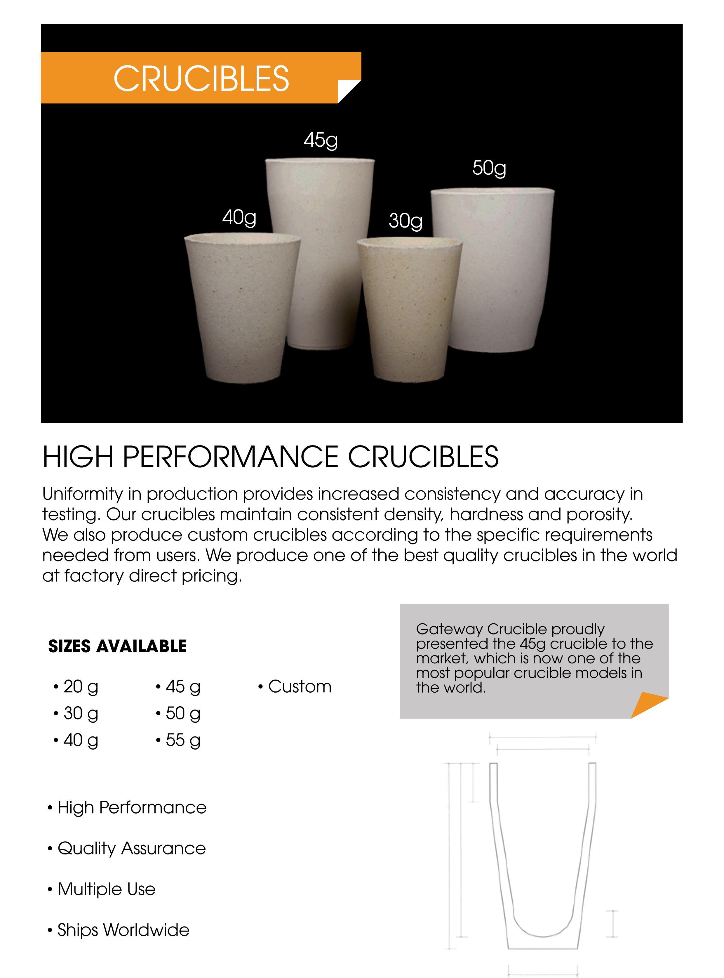 Fire Clay Crucible Fire Assay Crucible For Metal Lurgycrucible Fire Clay Ceramics Crucible