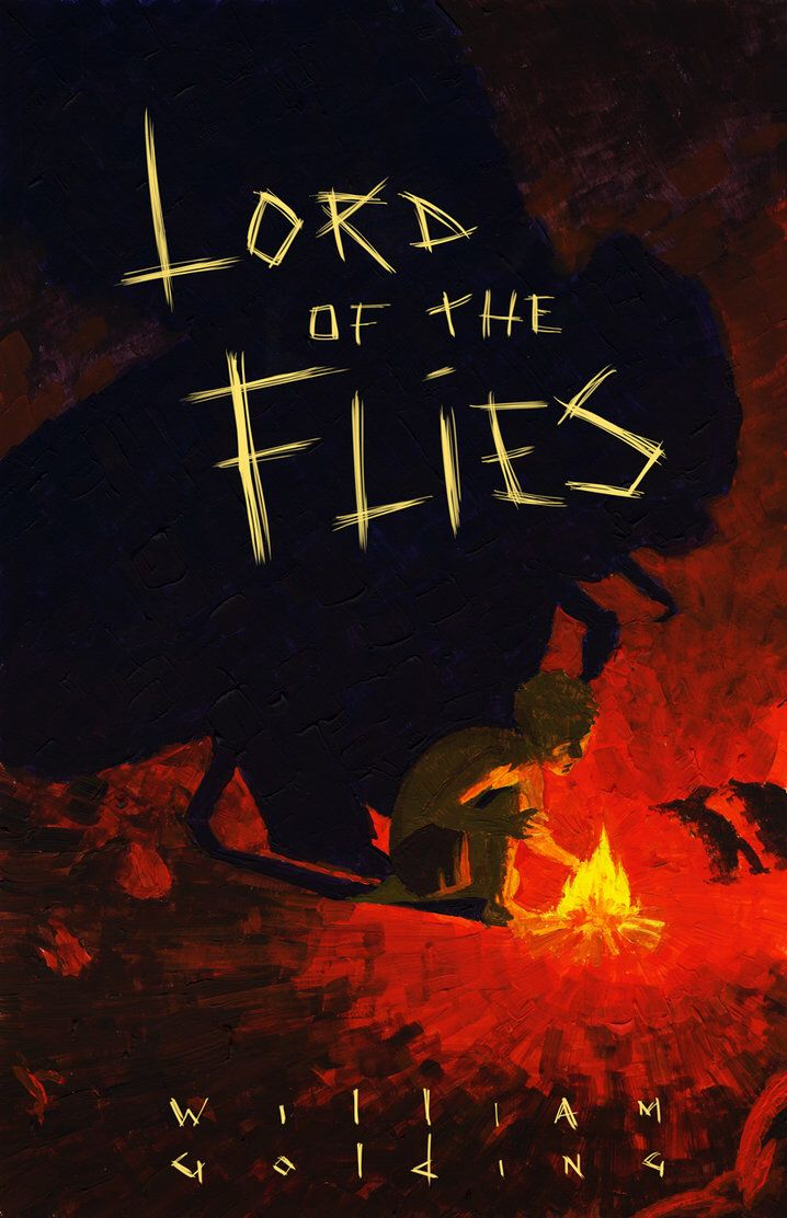 Lord of the Flies by Aragah on @DeviantArt