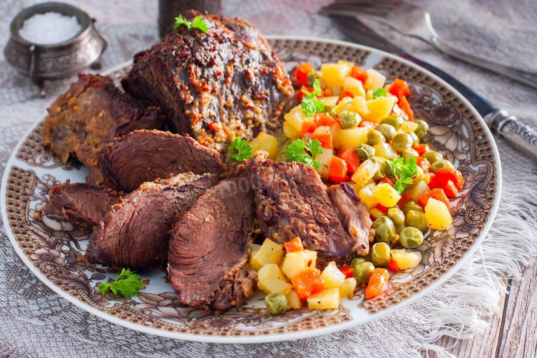 лучшие мясные блюда с фото