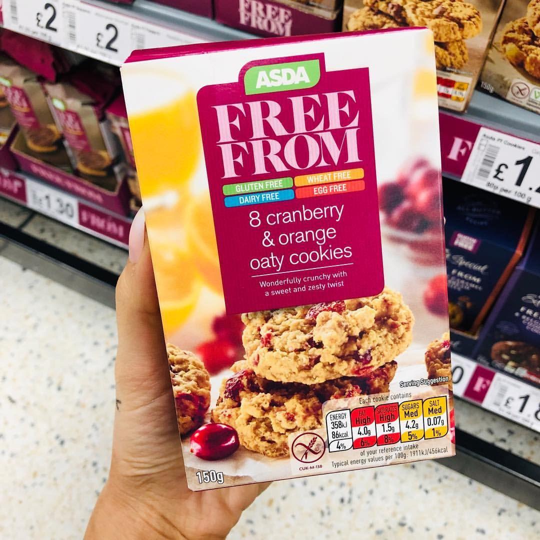 Omgggggg How Great Do These Sound New At Asda Vegan Veganuk Accidentallyvegan Health Wheat Free Healthy Recipes Dairy Free