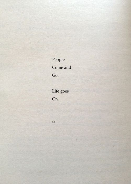 Life Goes On. A new poem. #poetry #quotes