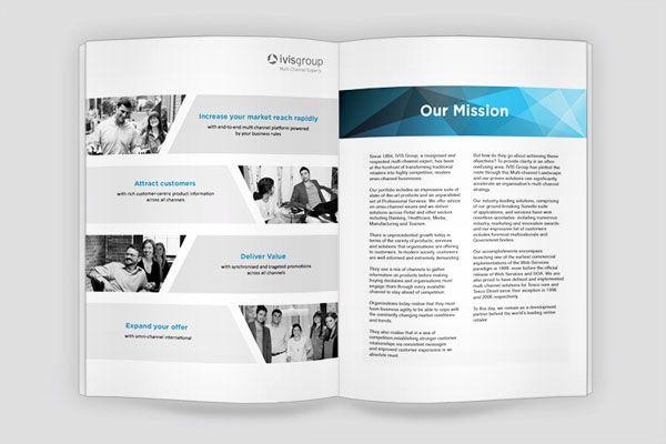 25 really beautiful brochure designs templates for inspiration grafika pinterest - Corporate flyer inspiration ...