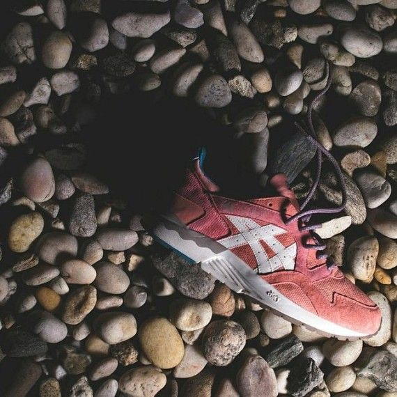 "Asics x Ronnie Fieg - Gel Lyte ""Rose Gold"""