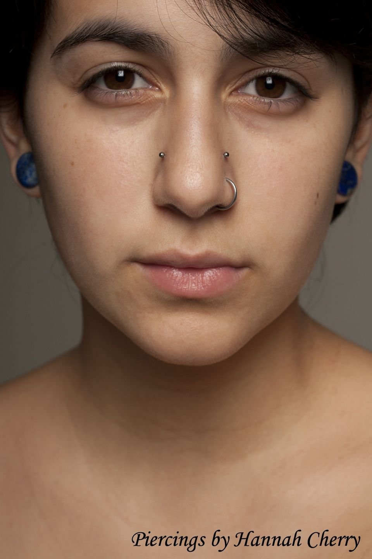high nostrils copy  Unusual Body Piercings  Pinterest  Piercings