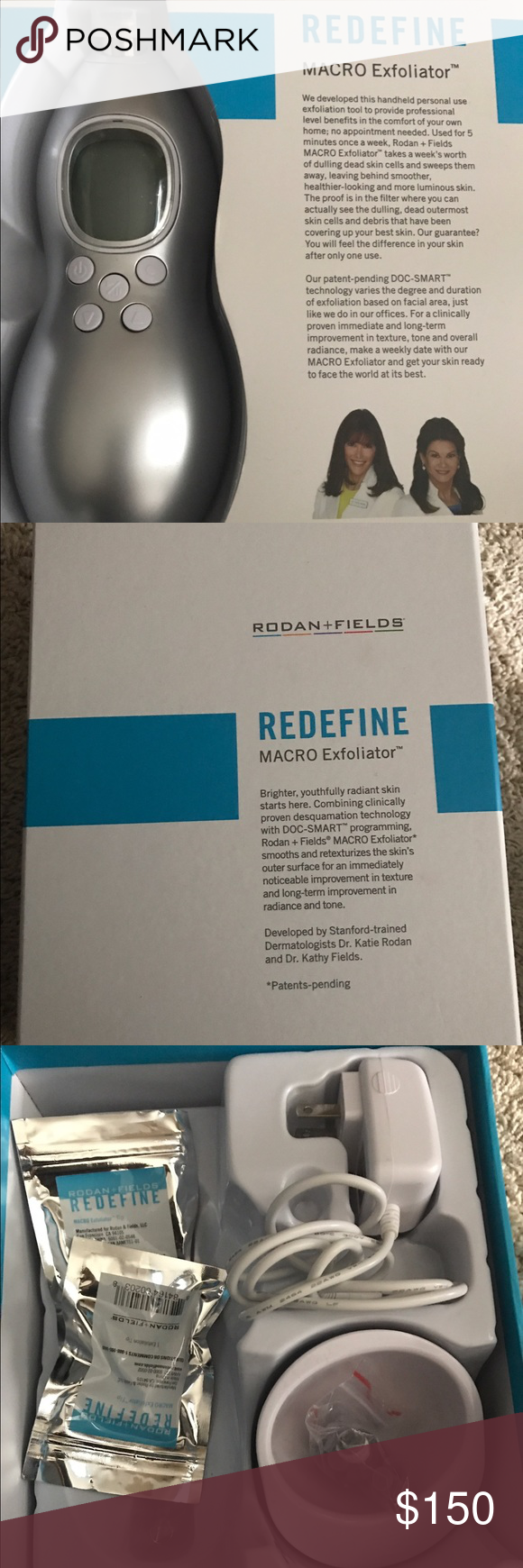 New Rodan + Fields Macro Exfoliator Discontinued Boutique