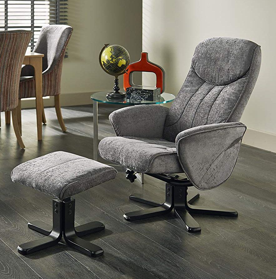 Cosy Swivel Recliner Chair Contemporary Recliners Contemporary Recliner Chairs Furniture