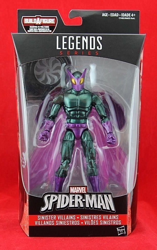 New TOYS13 Marvel Legends Spider-Man BEETLE Action Figure