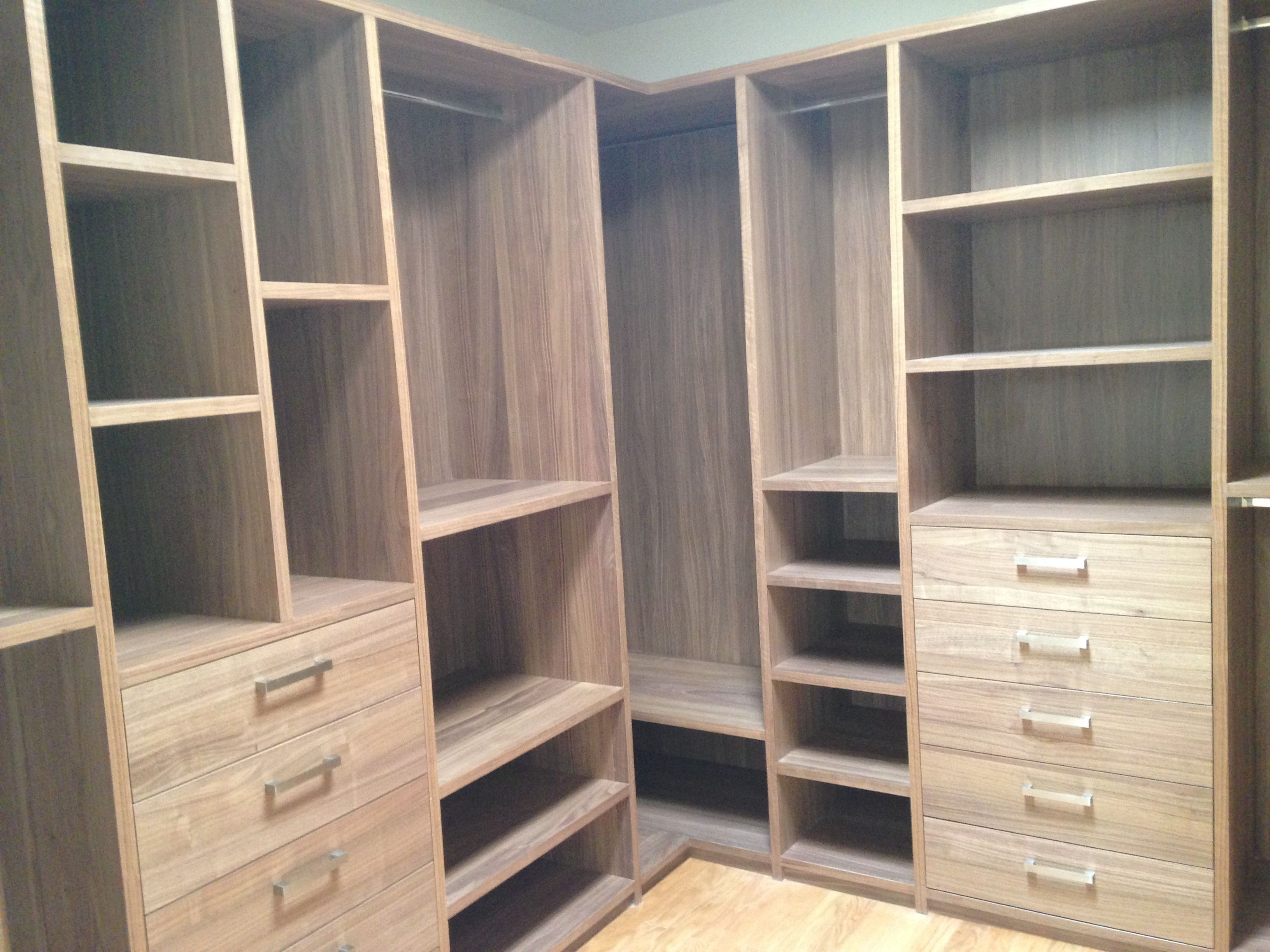 Walk In Vestidor Project Closets Pinterest Vestidor Puertas