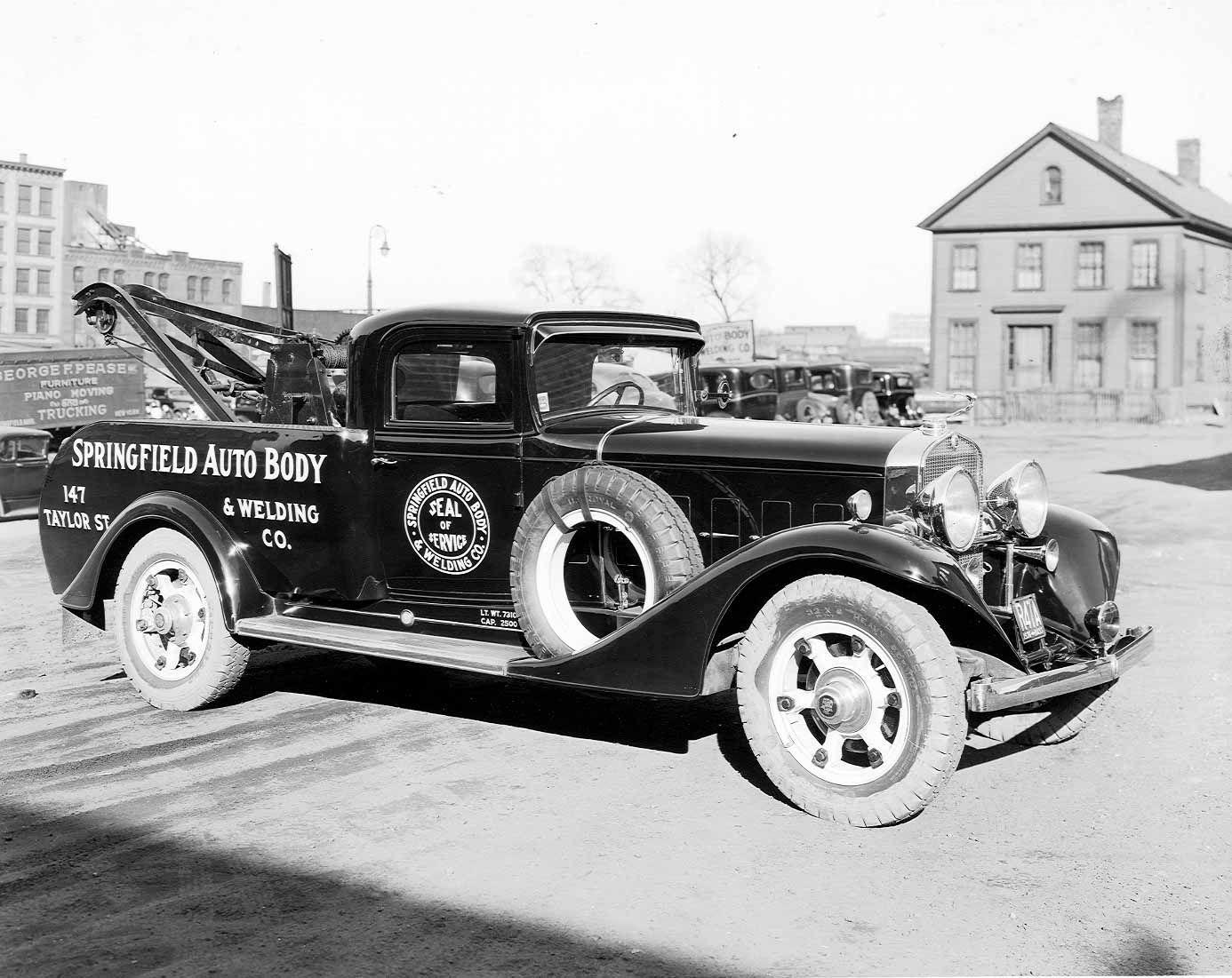Photos of vintage tow trucks google search