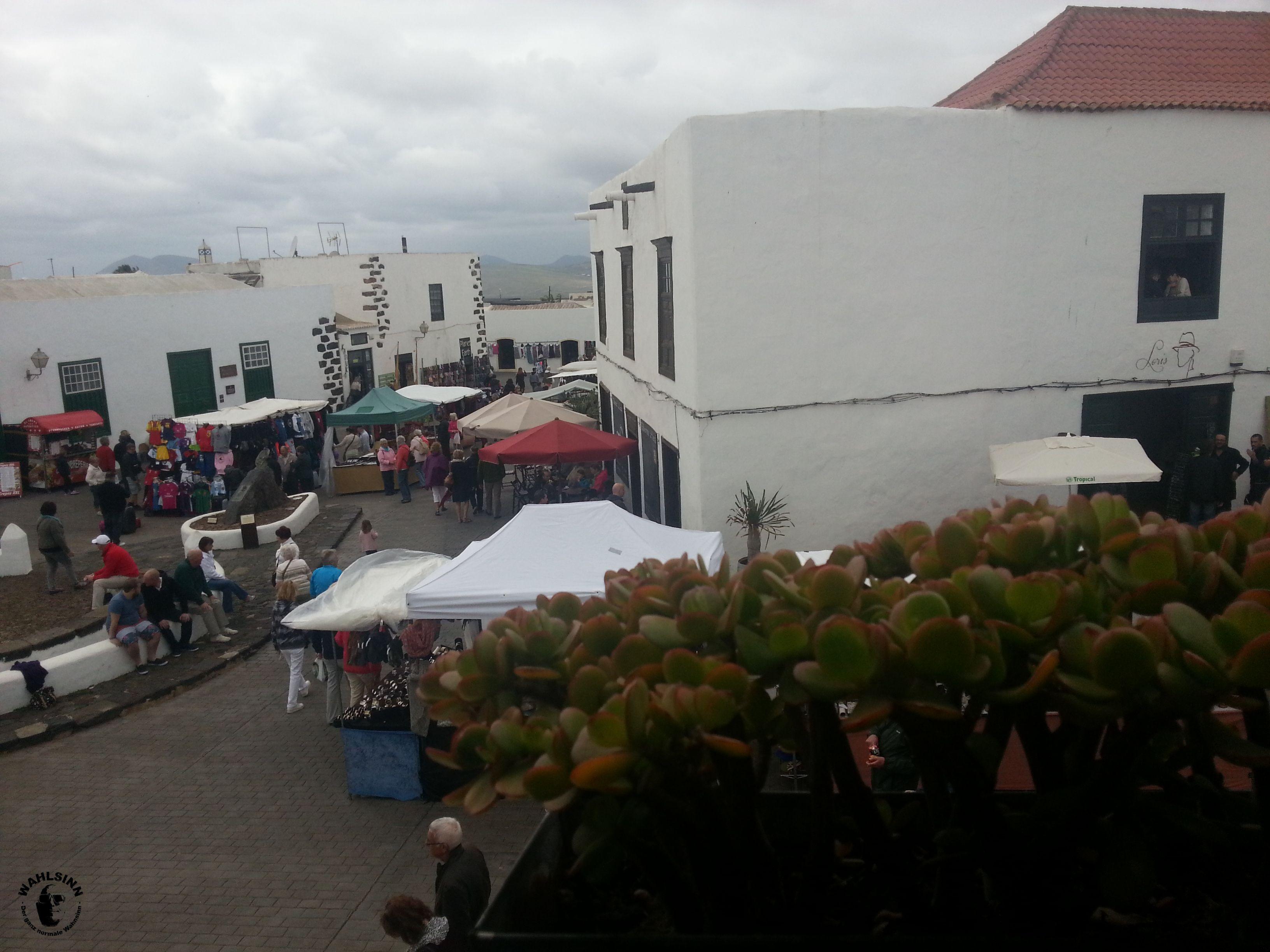 Lanzarote - Teguise Markt