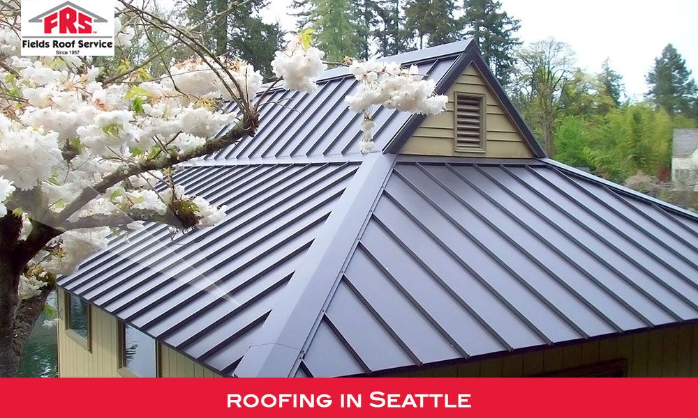 Fields Roof Services Is A Leading Commercial Residential Industrial Roofing Services Entire Area Of Seattle Usa Dutch Gable Roof Metal Roof Colors Cool Roof
