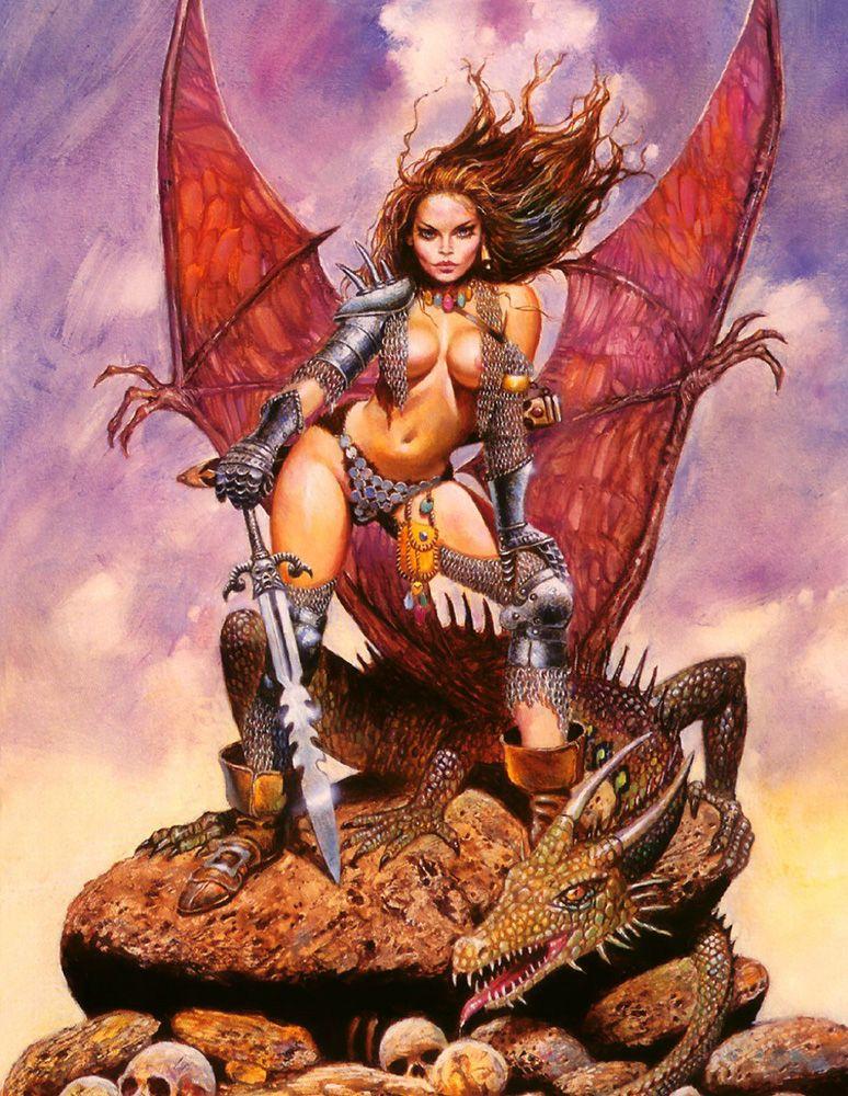 пожелаю картинки амазонки и драконы работает исключительно
