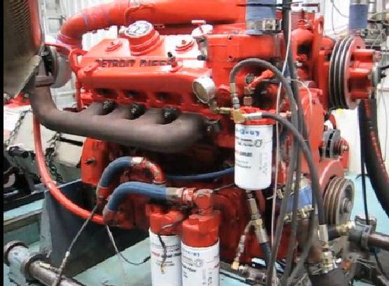 detroit diesel allison v8 diesel engine motor 8v92ta 1988 workshop repair cd engines pinterest. Black Bedroom Furniture Sets. Home Design Ideas