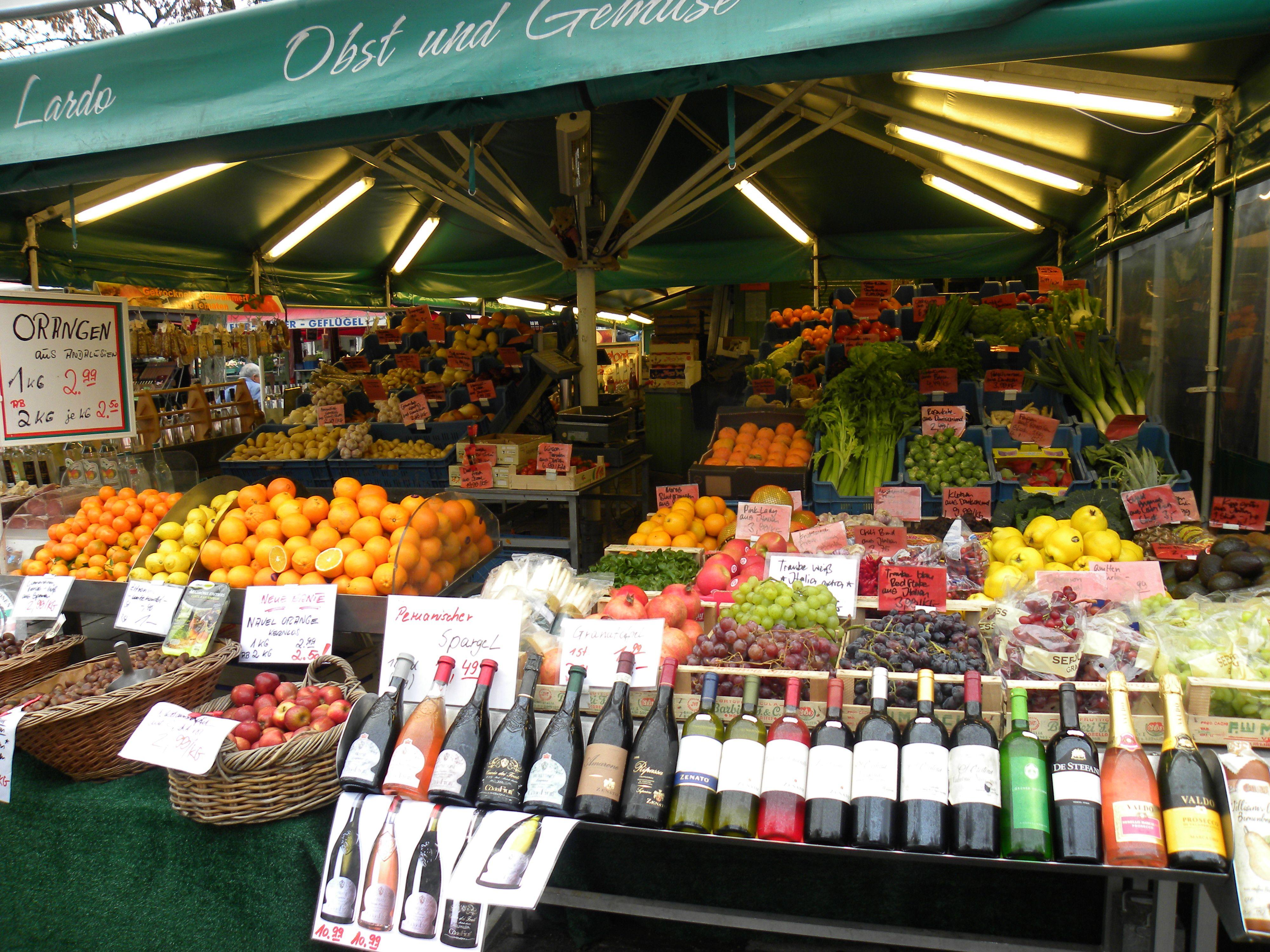 Viktualienmarkt (Munich)