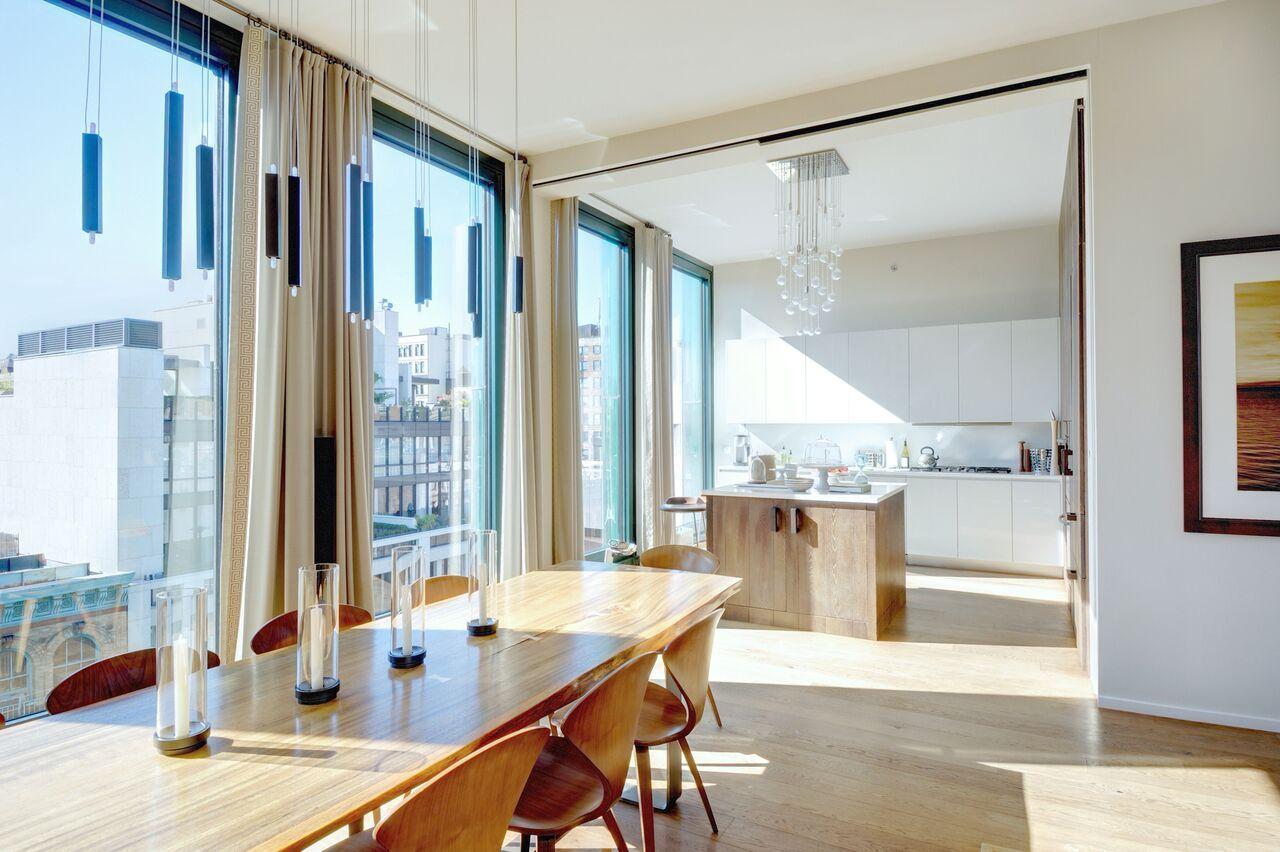Eric Cohler Design: Kitchen & Dining Interior Design Project ...