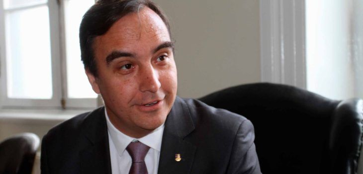 PPD solicitará al Gobierno remover al intendente de Magallanes Jorge Flies - BioBioChile