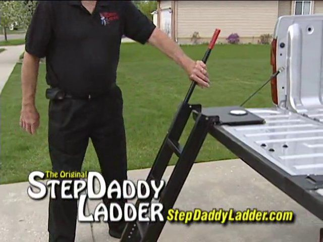 Step Daddy Ladder By Momentum Design The Nations Best