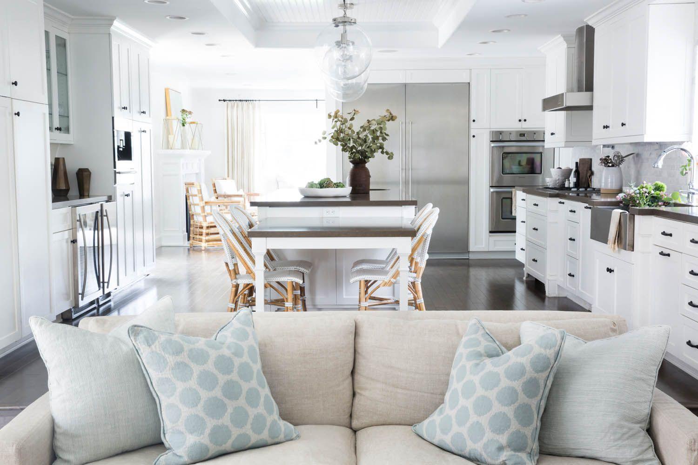 A Clean, Coastal Home in Costa Mesa, CA | Rue | kitchens / interior ...