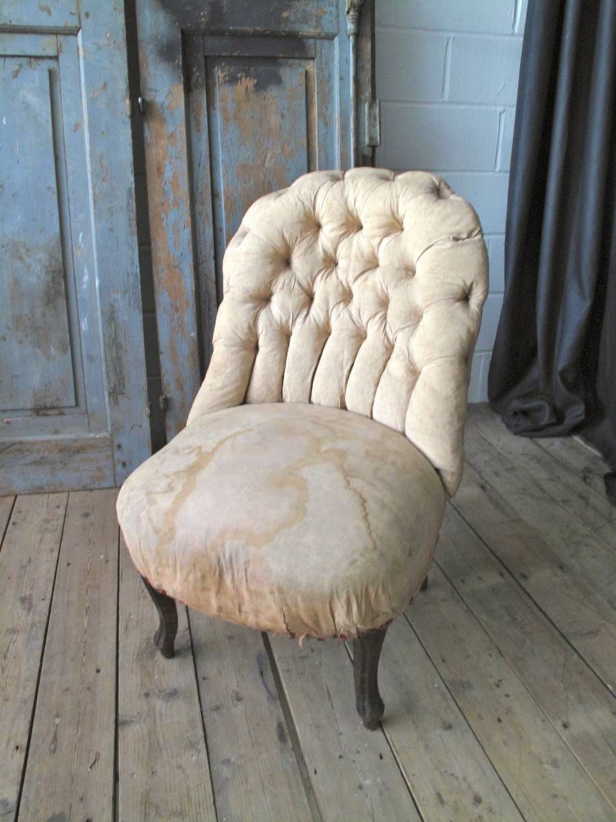 Antique nursing chair - Form & Function: Sitting Pretty Upholstery