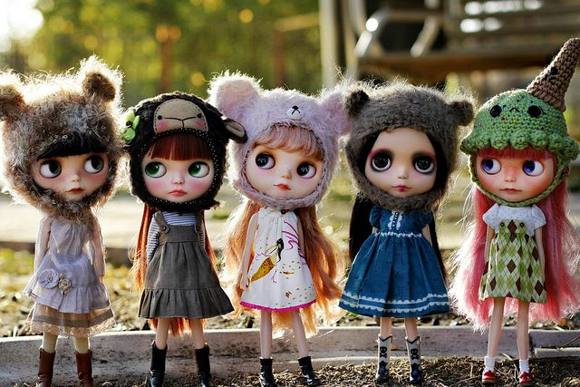 Some of our favorite hats!!! by Voodoolady ♎, via Flickr