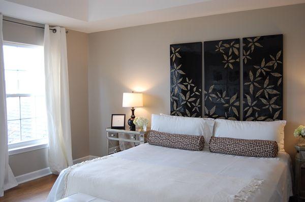 photos idées décoration chambre d adulte beige