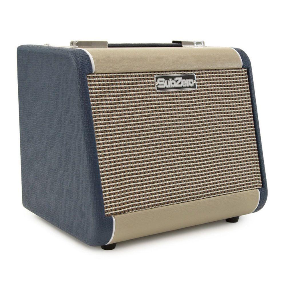 SubZero 60W Acoustic Guitar Amp #subzero