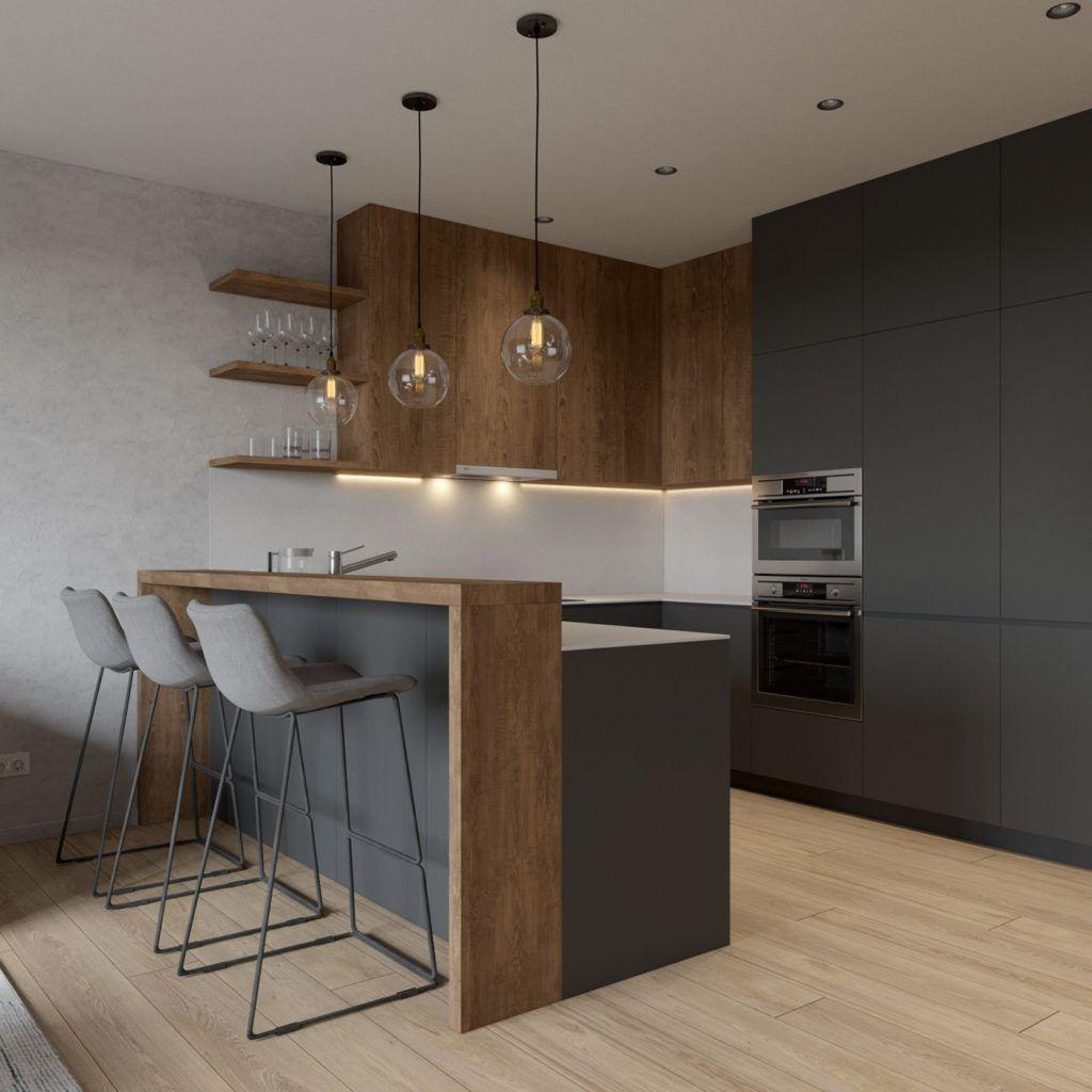 9+ Awesome Kitchen Breakfast Bar Ideas — Best Designes 9 ...