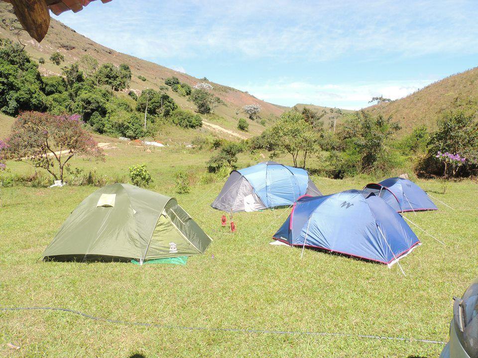 Camping Cachoeira Arco Íris - Lima Duarte - MG