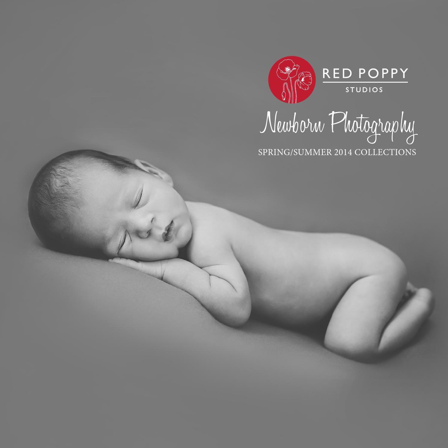 Newborn collections spring/summer 2014  Red Poppy Studios Newborn Photography Price list Spring/Summer 2014