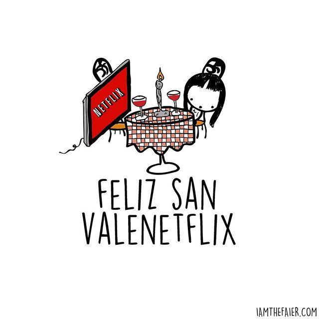 Feliz San ValeNetflix!