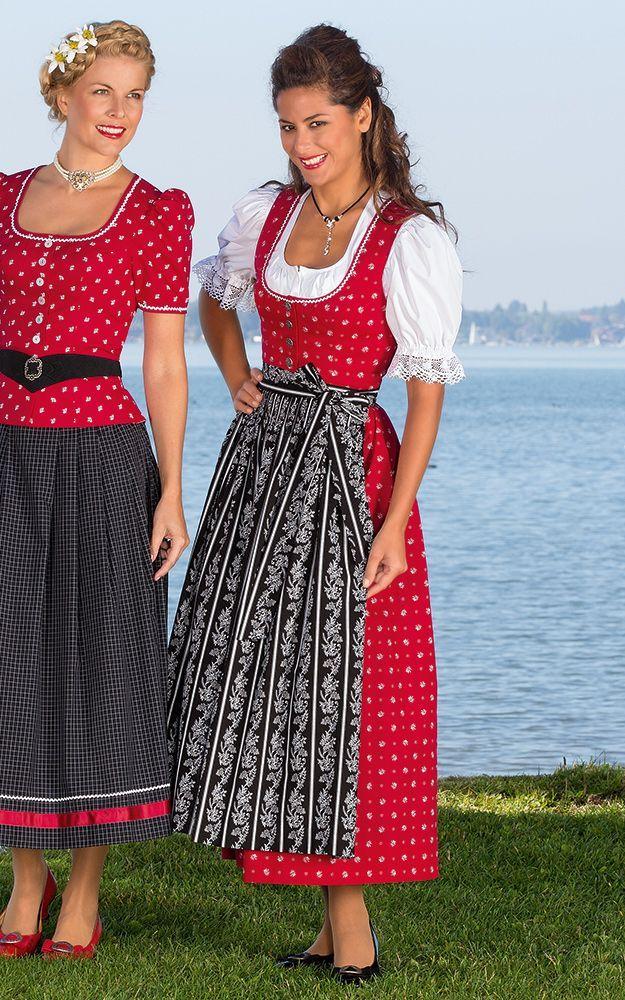 1455e0b4fe4dec Chiemseer Dirndl & Tracht Online Shop - Blusendirndl Kochelsee, ohne Schürze