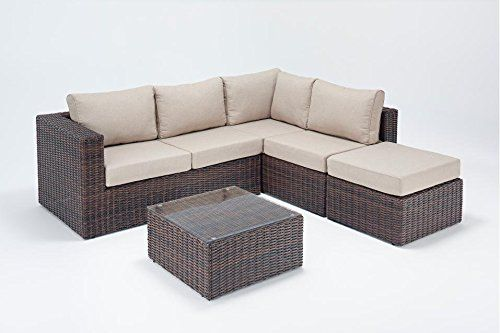 online retailer 65fa2 9a2e2 Dorney small corner sofa set-right---1129---   Rattan Sofas ...