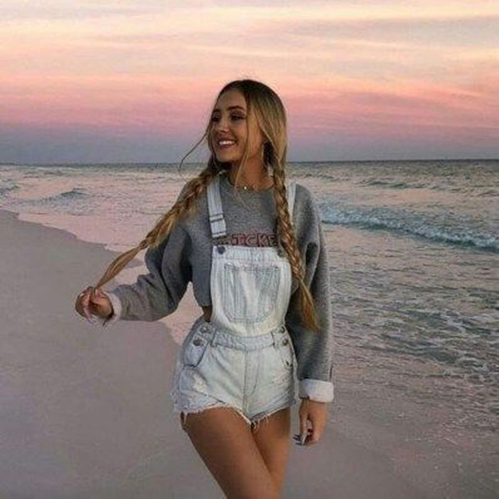 40+ Cute Casual Summer Outfits Ideas for Teen Girls