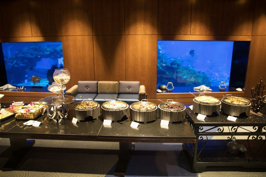 Living Seas Salon - EPCOT | Fairytale weddings, Disney ...