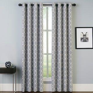 Peri Interlace Window Curtain Curtains Window Drapes Home Decor