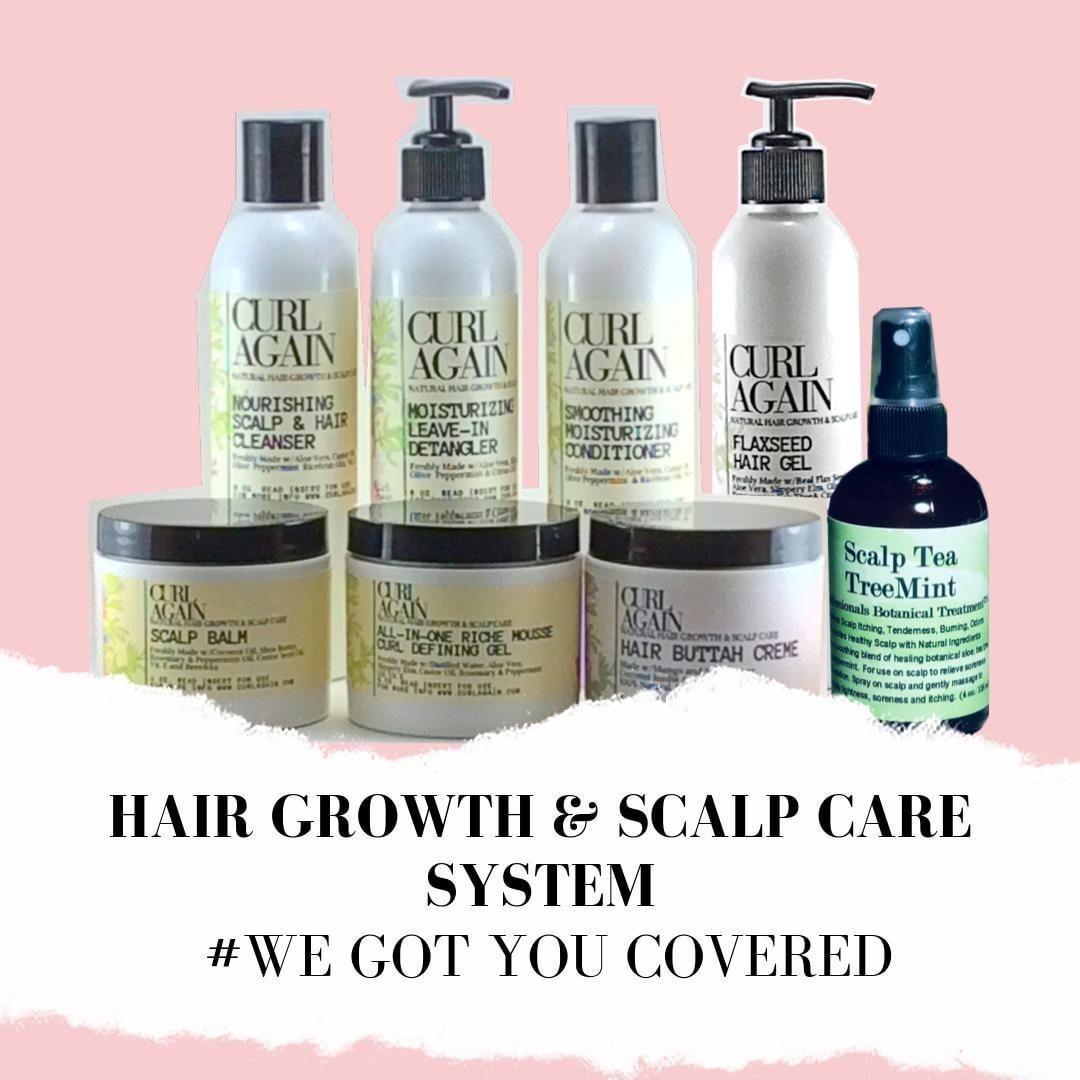 Curlagain Posted To Instagram Naturally Curly Hair Growth Seems To Slow Down Keep Na Natural Hair Styles Natural Black Hair Growth How To Grow Natural Hair
