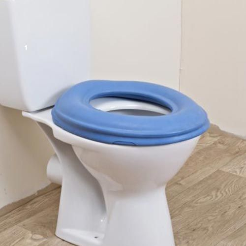 cushioned toilet seat covers. Inflatable Toilet Seat  fits over standard seats or commodes to aid pressure pump not