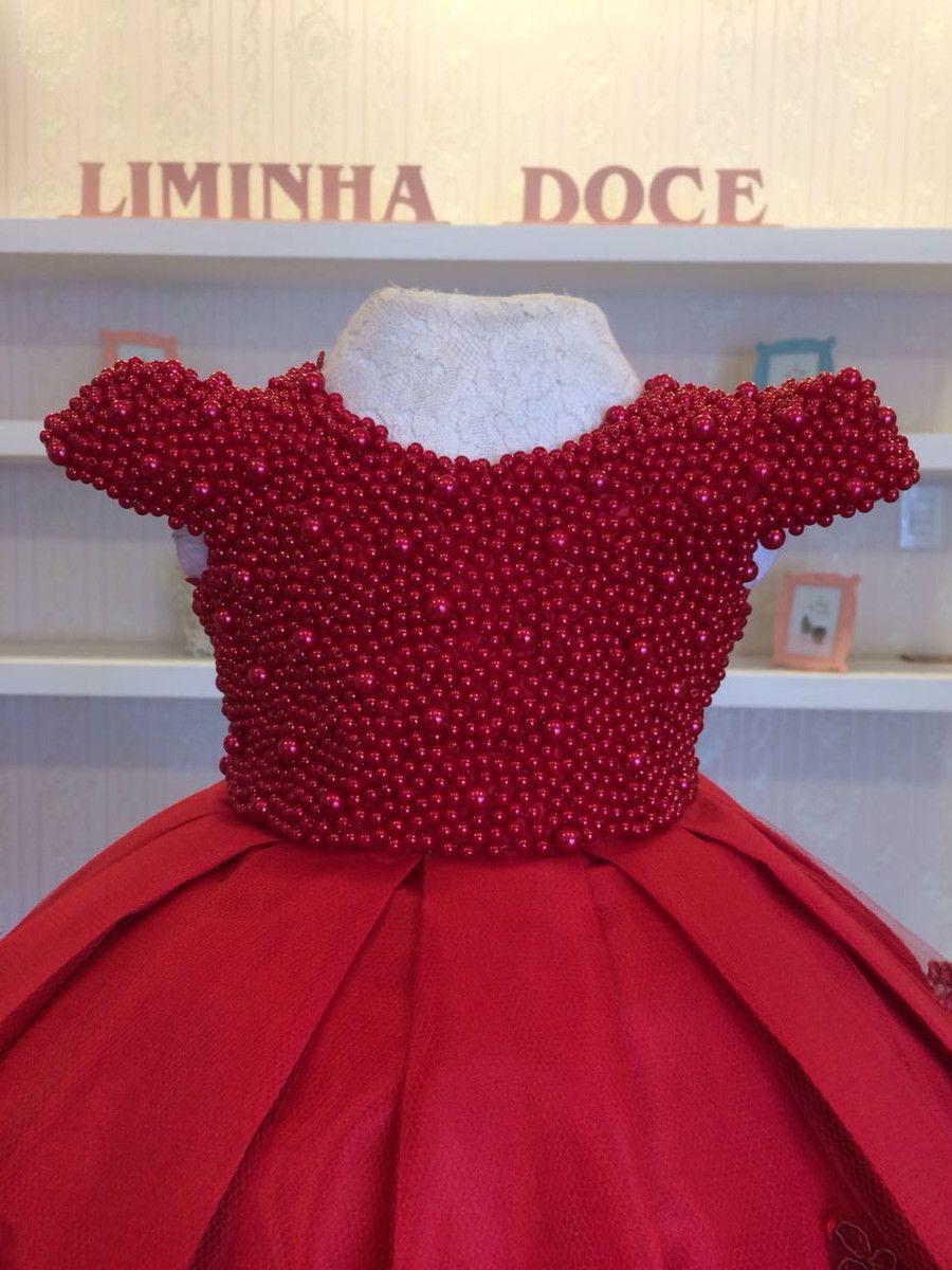Vestido Longo Bordado Floral - Compre Online   DMS Boutique