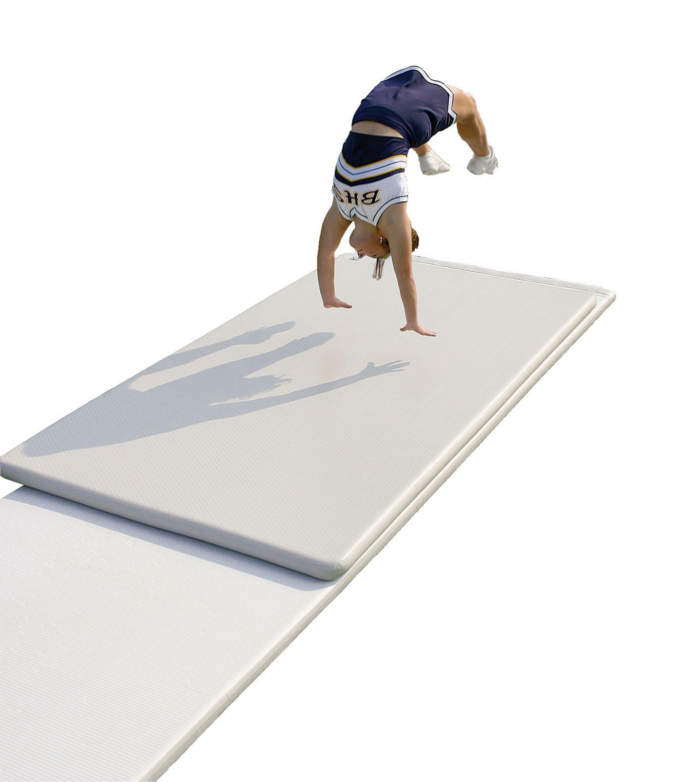 health flooring tri used n sunny mats gym fold sports gymnastics mat in exercise fitness canada en rec walmart