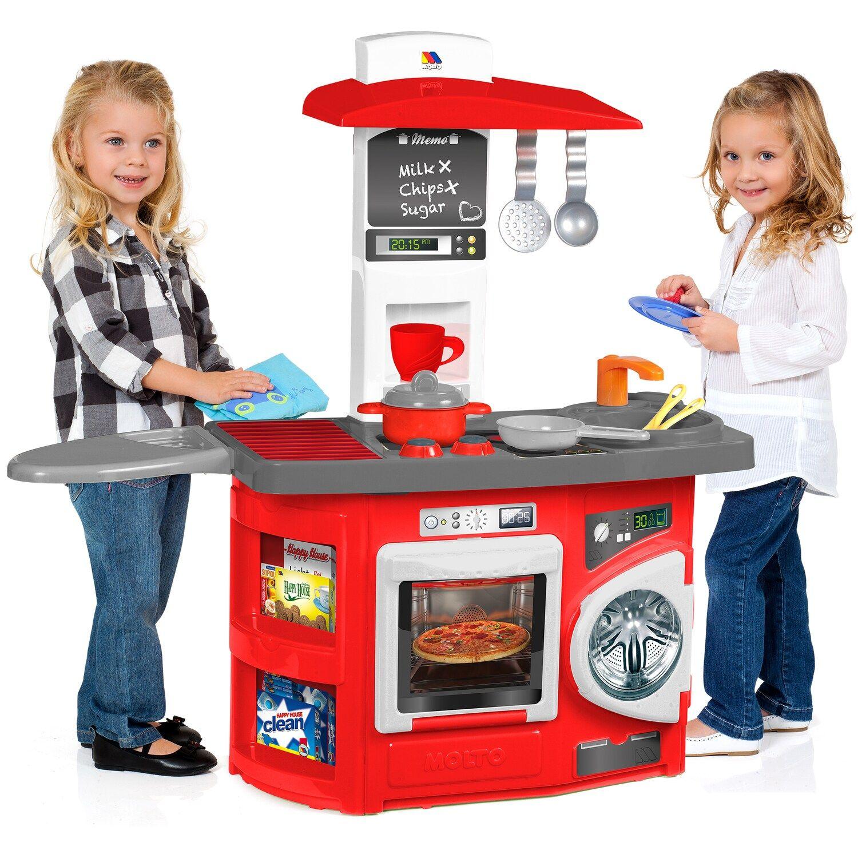 Molto Mini Kitchen Set Mini Kitchen Kitchen Sets Kitchen Appliance Storage