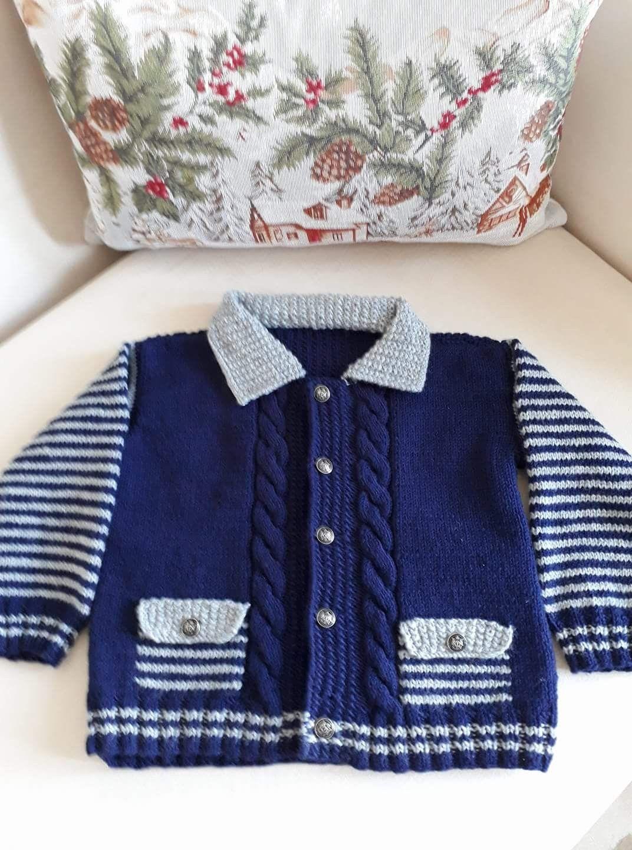 Laci ceket | semoş | Pinterest | Suéteres para bebé, Bebé y Tejido