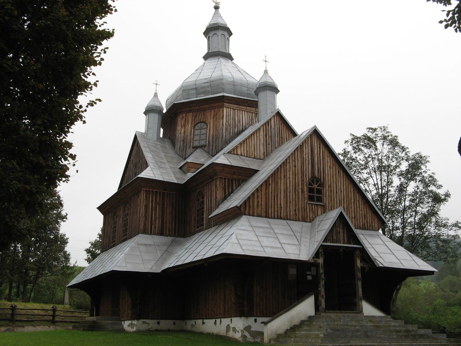 Wooden Churches And Folk Architecture Of Central Eastern Europe