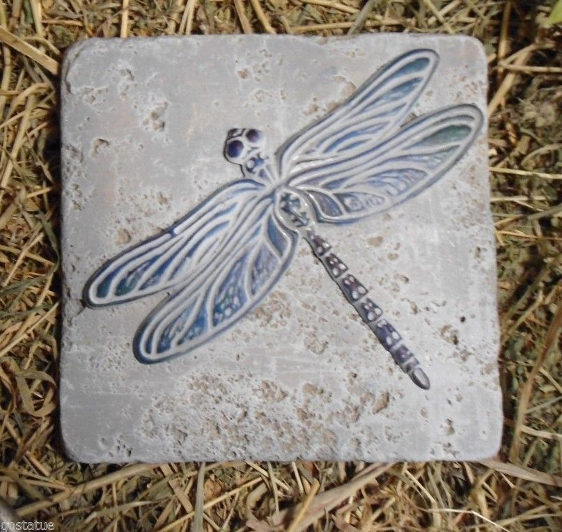 Dragonfly mold plaster concrete mould reusable
